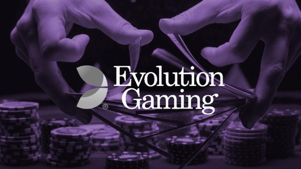 Evolution Gaming คาสิโนสดระดับโลก