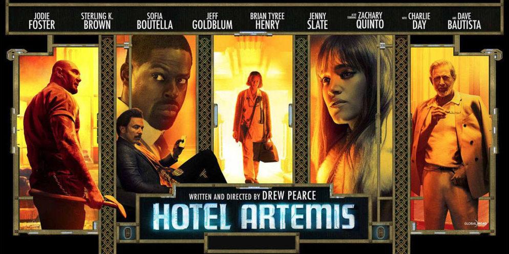 รีวิว Hotel Artemis โรงแรมโคตรมหาโจร (7.5/10)